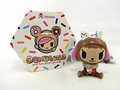 "DONUTINA Dog from DONUTELLA /& her Sweet Friends Vinyl Figure Tokidoki approx 2/"""