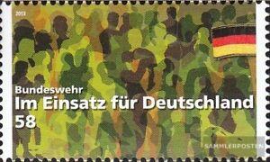 BRD-3015-kompl-Ausg-postfrisch-2013-Bundeswehr