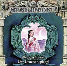 GRUSELKABINETT-FOLGE 110 - DER DRACHENSPIEGEL   CD NEU