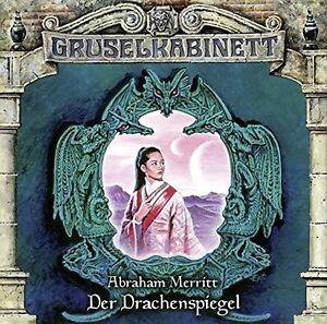 GRUSELKABINETT-FOLGE-110-DER-DRACHENSPIEGEL-CD-NEU