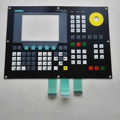 ONE NEW Siemens 6FC5203-0AB00-0AA0 button membrane