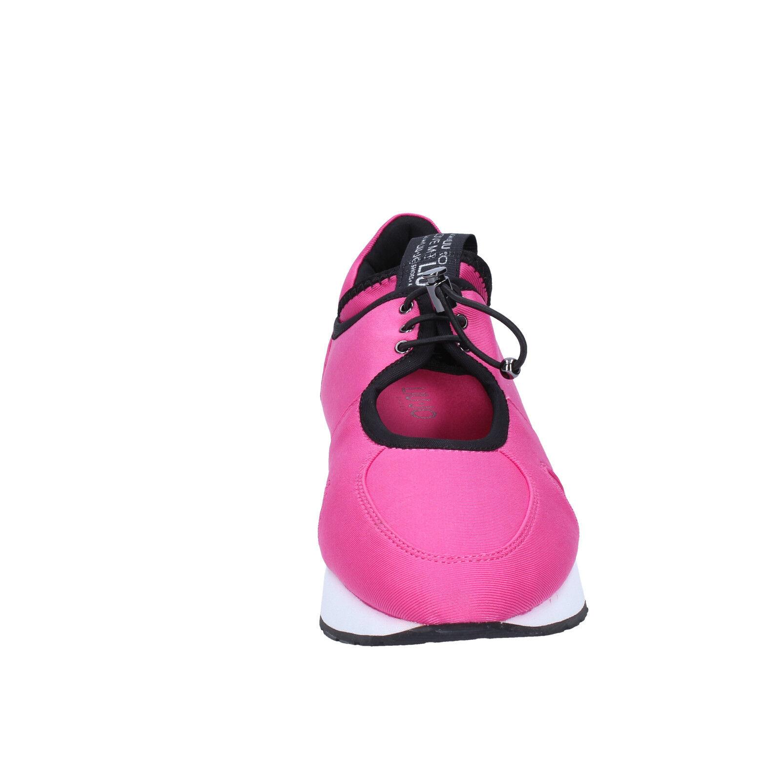 Damen schuhe LIU JO textil 38 EU sneakers fucsie textil JO BT276-38 982bbd