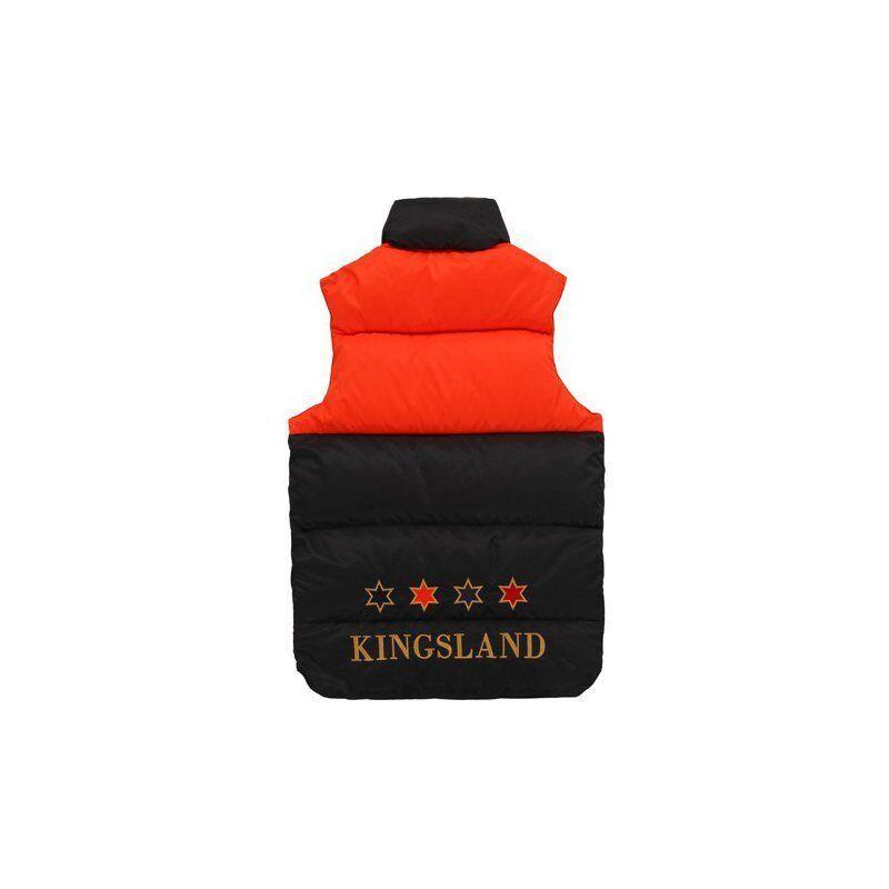 Unisex Kingsland VOLANS Reversibile Gilet Gilet Gilet Corpo Più Caldo Blu Scuro Arancione Prezzo Consigliato  grandi | Essere Nuovo Nel Design  | Garanzia autentica  cfb061