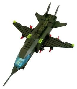 Military-Jet-Plane-Custom-Lego-Set