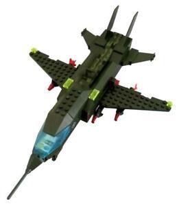 Military-Jet-Plane-Custom-Lego-Set