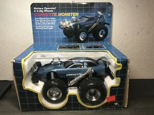 Image Is Loading Star Toys Foreign Spain Battery Operated 4x4