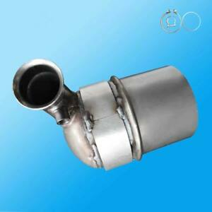 EU5 DPF Dieselpartikelfilter PEUGEOT 308 (SW) 1.6 HDi 68/85KW 9HF 9HP 2010/05-
