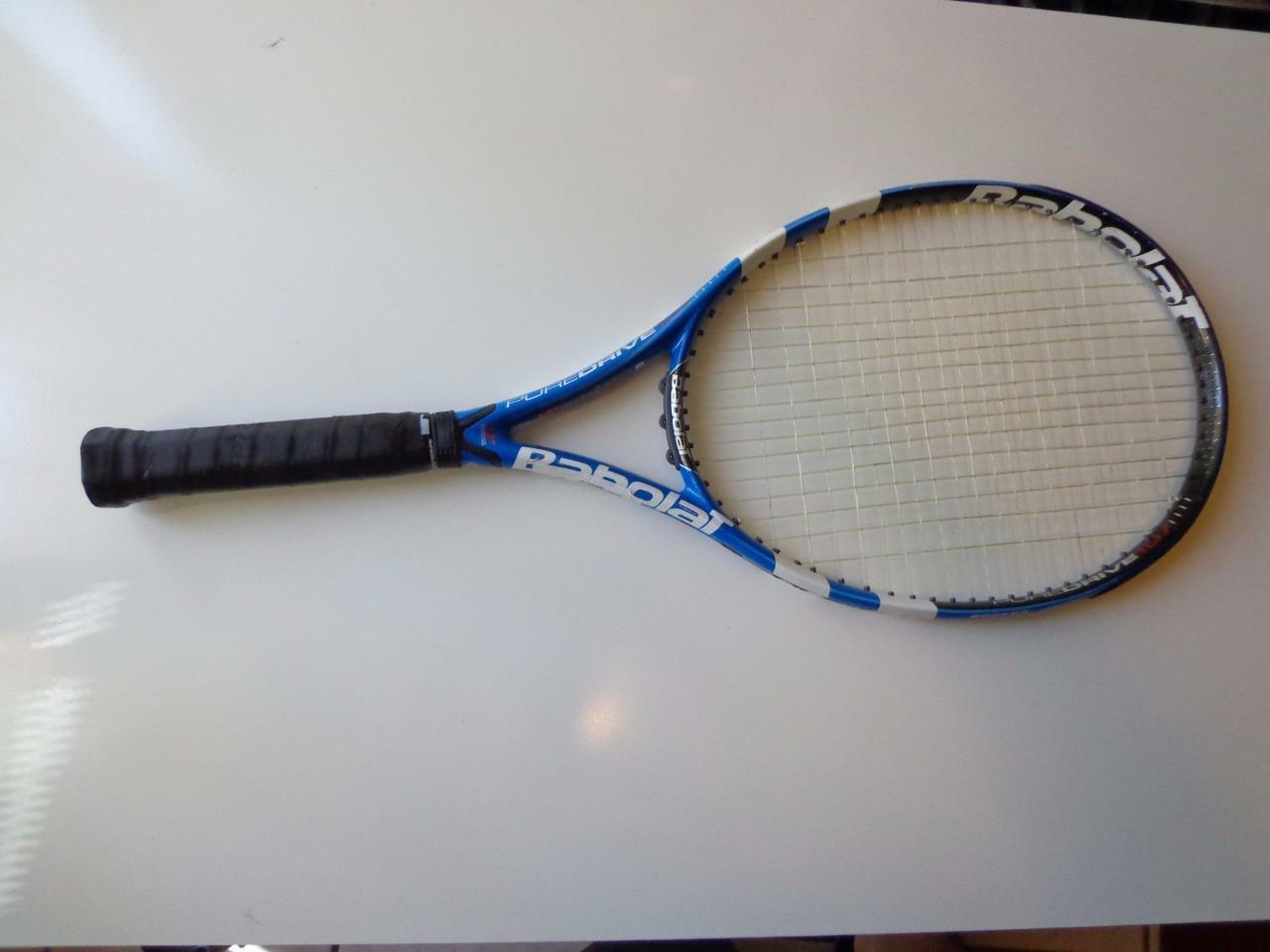 Babolat Pure Drive Gt 107 cabeza 4 1 2 Grip Tenis Raqueta