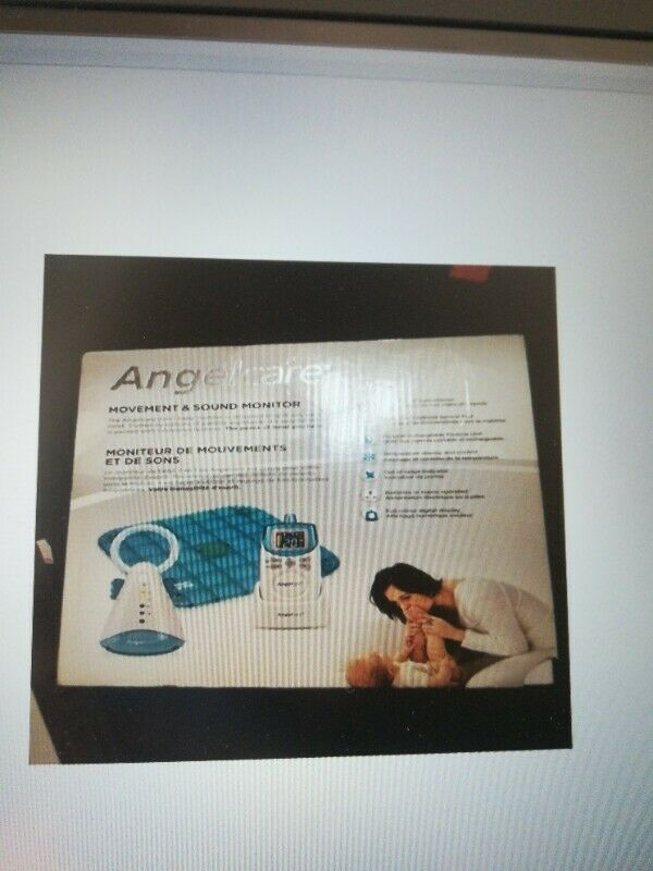 Angelcare movement and sound monitor