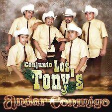 Andar Conmigo 2004 by Los Tony's - Disc Only No Case