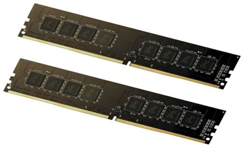 8GB Kit 2x 4GB DDR4 2400MHz PC4-19200 288 pin DESKTOP Memory Non ECC 2400 RAM