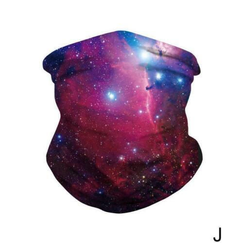 Neck Gaiter Tube Scarf Bandana Face Cover Headband Outdoor BEST Snood O3Y3