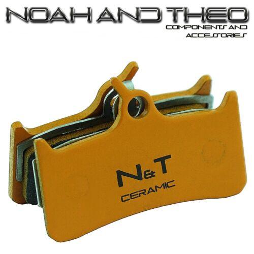 N/&T Shimano BR M755 M756 SRAM 9.0 Grimeca 8 Ceramic Disc Brake Pads
