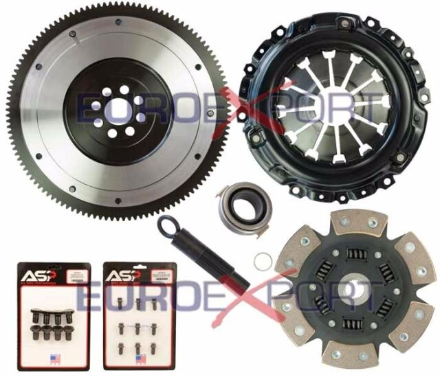 Competition Clutch Flywheel Kit Stage 4 6 Puck Sprung For