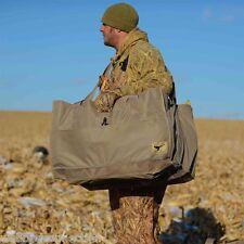 Avery Greenhead Gear GHG 12 Slot Floating + Full Body Duck Decoy Bag Field Khaki