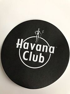 10x-Havana-Club-Untersetzer-Rum-Ron-NEU-OVP-Longdrink-Cocktail