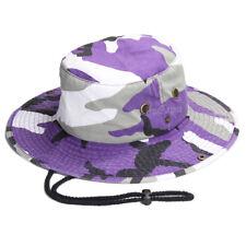 81046a216 Patagonia Girls Trim Brim Cap/hat 65997 Ikat Fish Small Purple Sz L ...