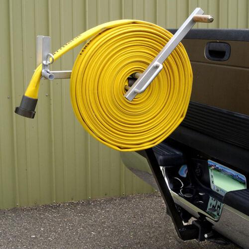 Entrega de agua manguera de tuberías PVC Layflat descarga riego endecha plana 4 Bar nominal