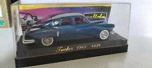 SOLIDO-1-43-TUCKER-1948-BLUE-NEUF-EN-BOITE