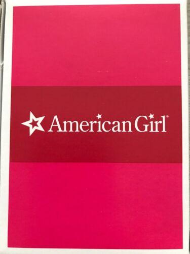 American Girl Isabelle/'s Rosette Leotard New In Box