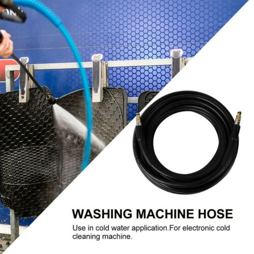 Car High Pressure Washer Hose Water Cleaning Extender Pipe for Karcher K Series