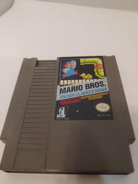 mario bros arcade game online