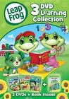 LeapFrog Learning Collection 0031398145592 DVD Region 1 P H