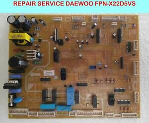 DAEWOO FPN-X22D5VS SERVICIO DE REPARACION PLACA ELECTRONICA PARA NEVERA DAEWOO - España - DAEWOO FPN-X22D5VS SERVICIO DE REPARACION PLACA ELECTRONICA PARA NEVERA DAEWOO - España