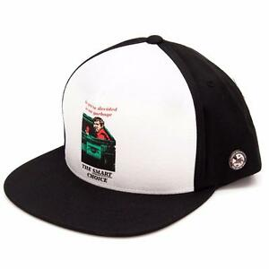 Vans Off The Wall x Anti Hero Eat Garbage 100% Cotton Snapback Hat ... 1335412895a0