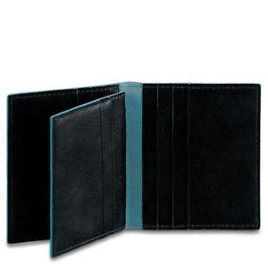 PIQUADRO-porta-tarjetas-de-credito-Blue-Square-Negro-PP1518B2-N