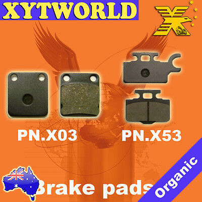 Rear Brake Pads For Kawasaki RM65 RM 65 2003 2004 2005