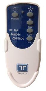 Rv Ceiling Fan 12 Volt Remote Control System Trusty Remote