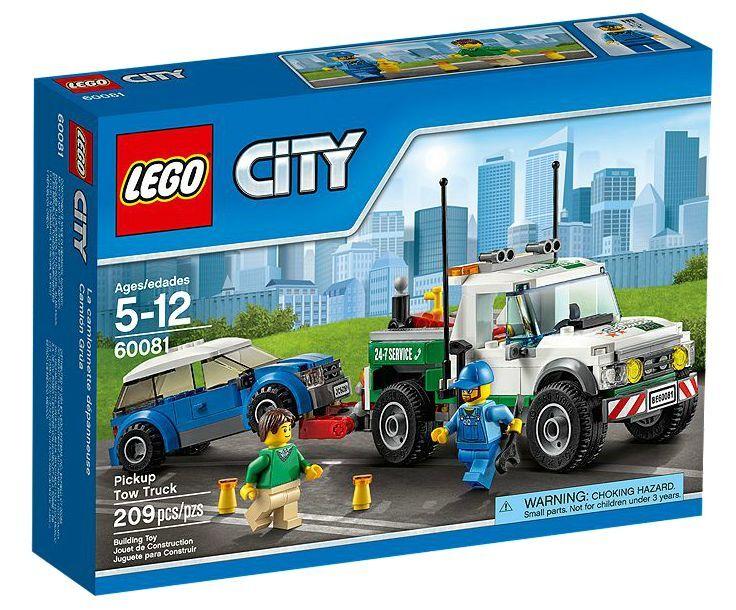 LEGO® City 60081 Pickup-Abschleppwagen NEU OVP_ OVP_ OVP_ Pickup Tow Truck NEW MISB NRFB 366732