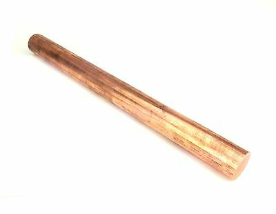 "3//4/'/' C110 COPPER ROUND ROD 6/"" long Solid 3//4/"" OD CU New Lathe Bar Stock"