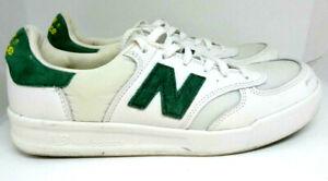 New Balance CT300 White Green Mens