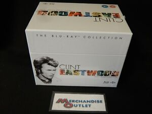 Clint Eastwood 8 Movie Collection (Blu-Ray)- NEW