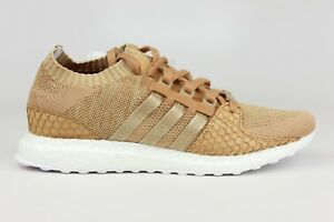 detailed pictures 93848 04d4b Image is loading ADIDAS-EQT-SUPPORT-ULTRA-PK-PRIMEKNIT-BROWN-DB0181-