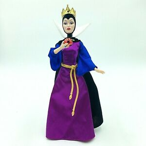 "EVIL QUEEN Year 2013 Disney Signature Snow White and the Seven Dwarf 12/"" Doll"