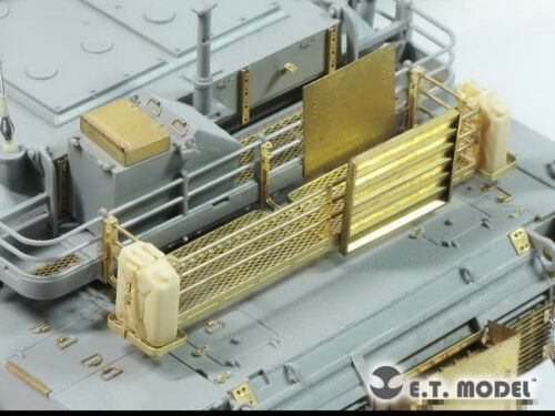 ET Model EA35042 1//35 Modern US Army M1A1//A2 Bustle Rack Extension