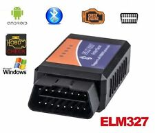ELM327 Bluetooth OBD2 OBDII V1.5 Car Diagnostic Scanner Code Reader For Android