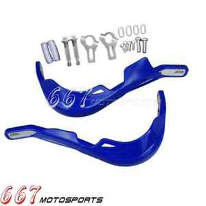 Blue-Brush-Hand-Guards-For-Yamaha-XT-WR-YZ-TT-PW-DT-TTR-450F-250F-R230-R125-R110