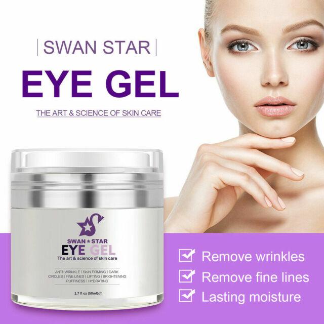 Under Eye Cream Gel Remove Dark Circles Crows Feet Bags Lift Firm Anti Aging US