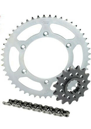 KTM 450 SXF XCF CHAIN AND SPROCKET KIT 2004-2017 STEEL 13T FRONT 50T REAR KIT