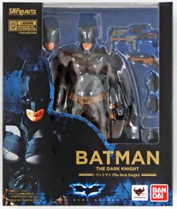 DC Bandai SH Figuarts Batman The Dark Knight Action Figure