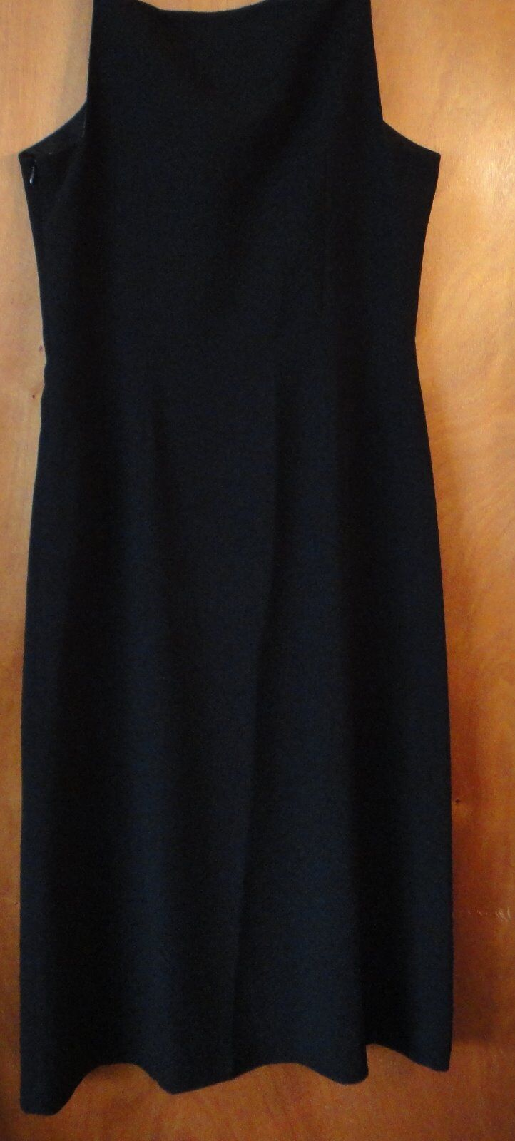 Casual Corner Nylon Aceate Blend Size 14 Ball Gown,Full-Lenght,Spaghetti Strap
