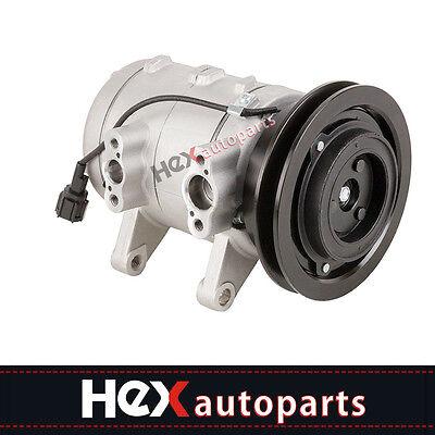 A//C Compressor Fits 1998-2004 Nissan Frontier 2000-2004 Xterra 2.4L 67455