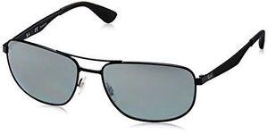 cfc4b147a0 Sunglasses Ray-Ban Rb3528 006 82 61 Matte Black Polarized