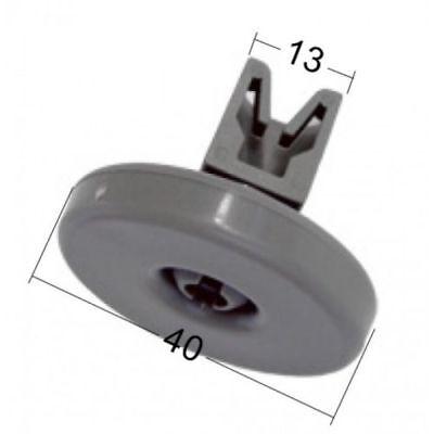 ZANUSSI DW908 compatibile con Cestello Superiore Lavastoviglie Superiore Ruote X 8