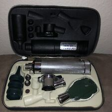 Welch Allyn Otoscope Ophthalmoscope Set Incomplete Working