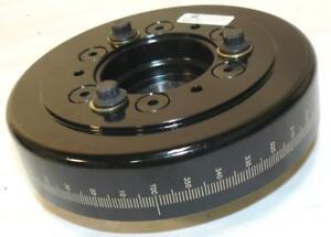 A-Team Performance GM LS SFI Certified Harmonic Balancer Steel Damper Black